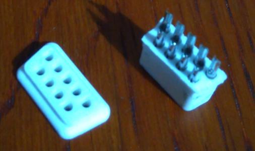 Sawed-off plug